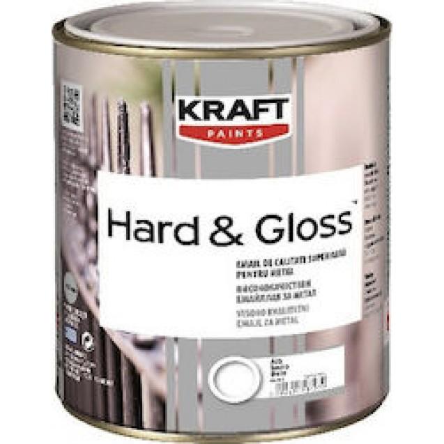 HARD & GLOSS ΒΕΡΝΙΚΟΧΡΩΜΑ ΧΡΥΣΟ 0,75L
